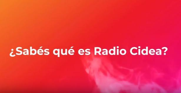 ¡Vuelve Radio CIDEA!