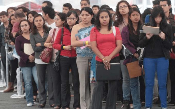 Mujeres en desventaja económica