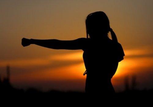Arieri: mujer de hierro
