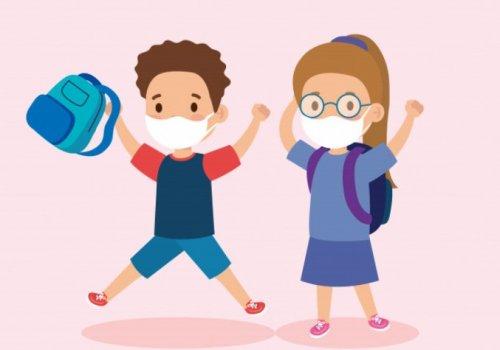 ¿Qué sienten niños y niñas ante el regreso a las aulas?