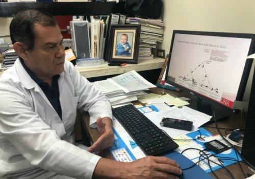 Científicos ticos apuntan contra el Covid-19