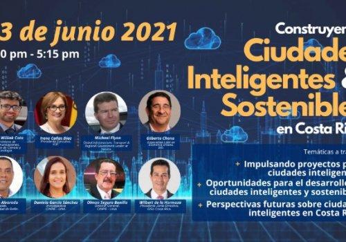 Construyendo Ciudades Inteligentes y Sostenibles en Costa Rica