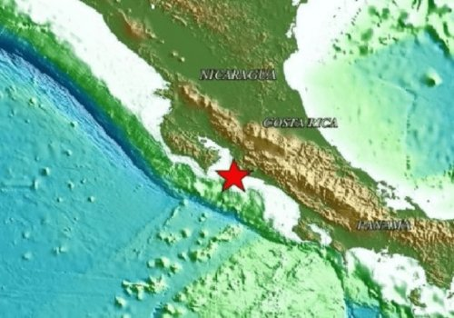 Sismo de 6.2 grados en Jacó