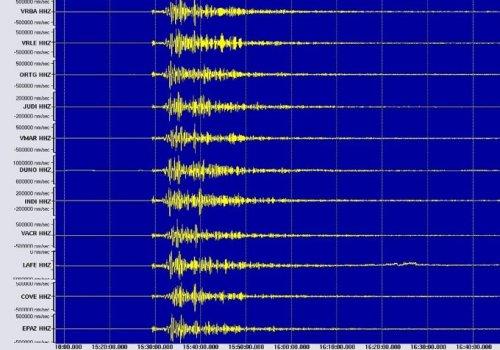 Ovsicori registró ondas de sismo en Oaxaca