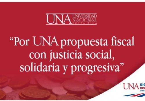 UNA propuesta fiscal con justicia social