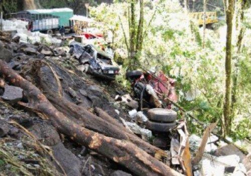 A 12 años del terremoto de Cinchona