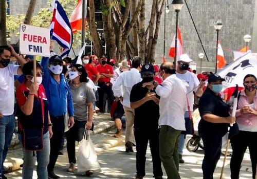 CONARE hace un llamado a la defensa del orden constitucional
