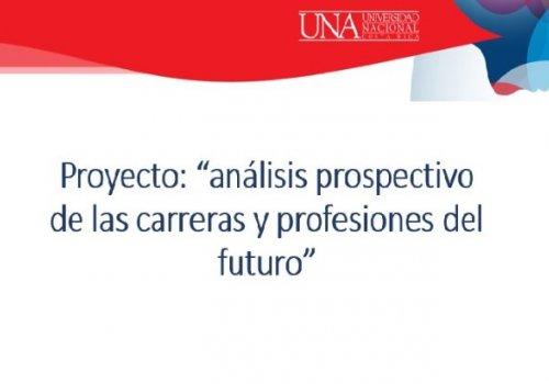 UNA inicia análisis de las carreras del futuro