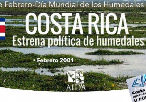 2 de febrero Día Mundial de los Humedales
