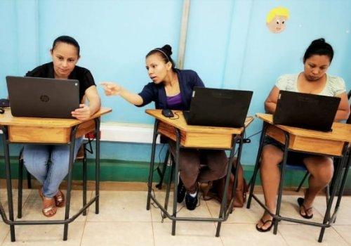 Tecnología a la mano de comunidades indígenas