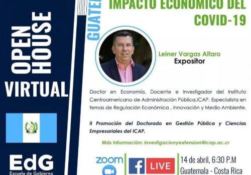 Impacto económico del Covid-19 en Centroamérica