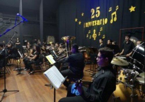 Escuela de Música Sinfónica: un cultivo de talento musical