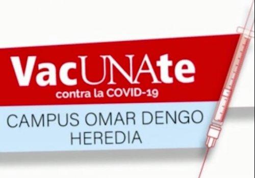 Jornada de vacunación: ¡VacUNAte en la UNA..!