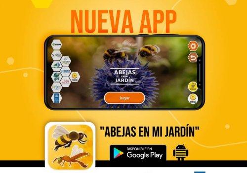 Lanzan App educativa para el aprendizaje sobre abejas