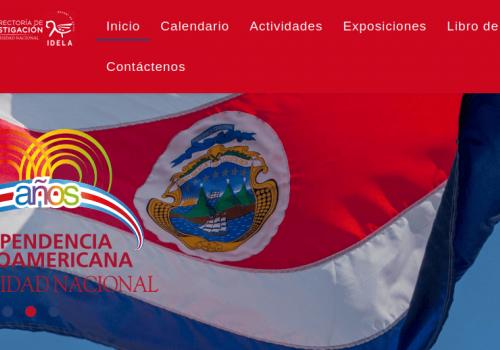 Página web conmemora 200 años de independencia centroamericana