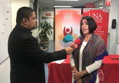 Acuerdo pone fin a toma de edificio de Rectoría en la UNA