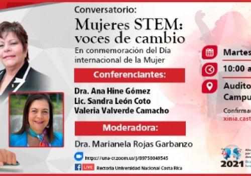 Mujeres STEM: las voces del cambio