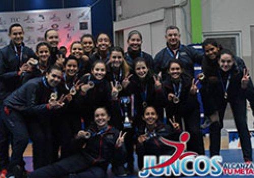 Atletas UNA brillaron en JUNCOS 2019