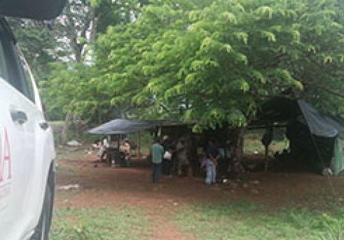 UNA solicita acciones para garantizar la paz  en territorio indígena de Salitre