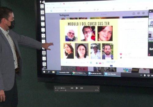 Agrarias tiene nuevo laboratorio para actividades virtuales