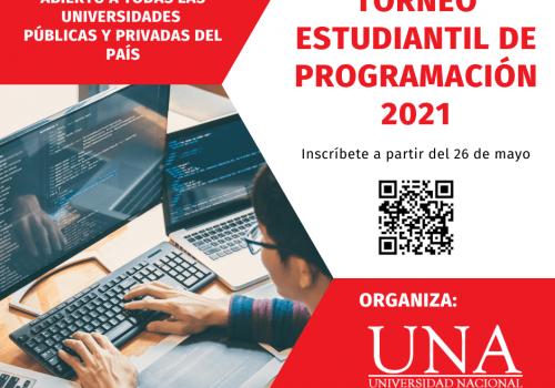 Inicia Torneo Estudiantil de Programación 2021