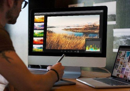 ¿Desea aprender sobre fotografía, diseño o video?
