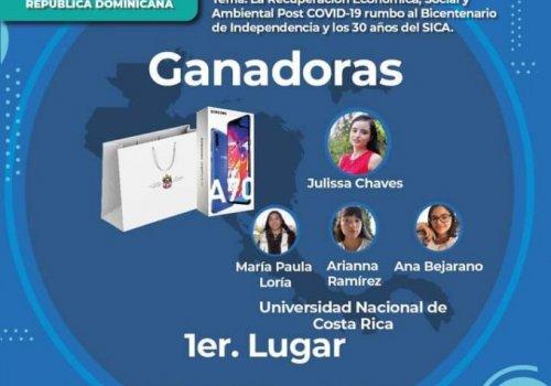 Encuentro internacional depara premio para estudiantes de la UNA