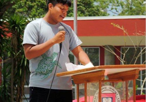 EUNA celebró el Día del Libro con maratón de lectura