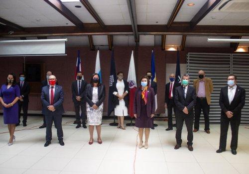 Gobierno y CONARE firman acuerdo sobre el FEES 2022