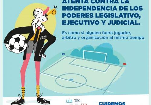 CONARE lanza campaña contra #LeyDeEmpleoPúblico