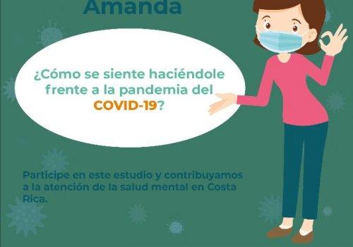 UNED y UNA estudian impacto de pandemia en salud mental
