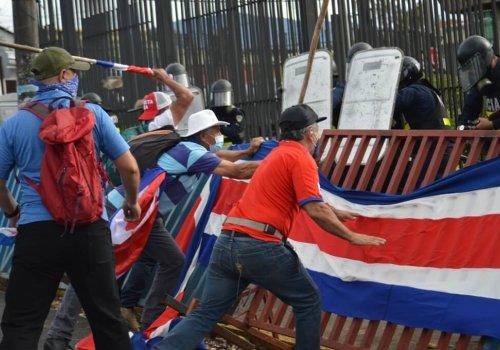 Bicentenario: Peligran logros históricos de Costa Rica