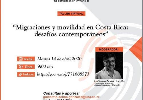 Migraciones y movilidad en Costa Rica