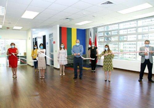 UNA inaugura centro de cuido para hijos e hijas de estudiantes