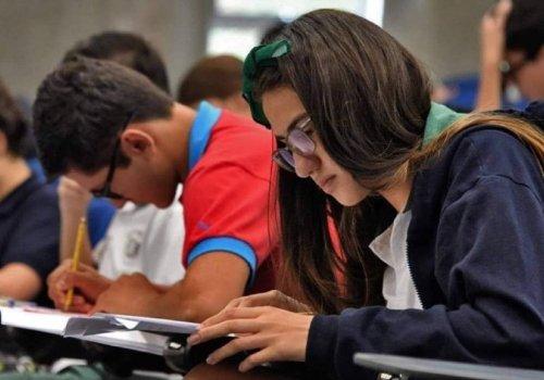 Arranca examen de admisión a la UNA y UCR
