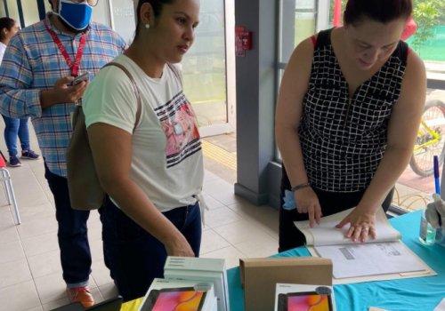 UNA toma acciones para facilitar acceso a conectividad del estudiantado