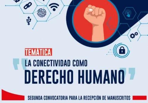 Revista Derechos Humanos abre convocatoria de artículos sobre conectividad
