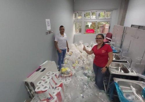 Situn presente en campaña UNA Costa Rica Solidaria
