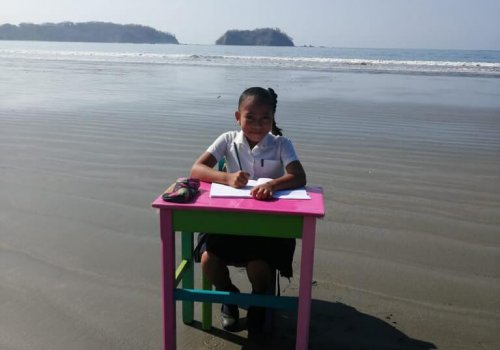 Escolares de Nicoya aprenderán matemáticas a partir de su cultura