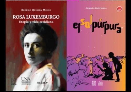 Obras publicadas por la EUNA reciben premios nacionales