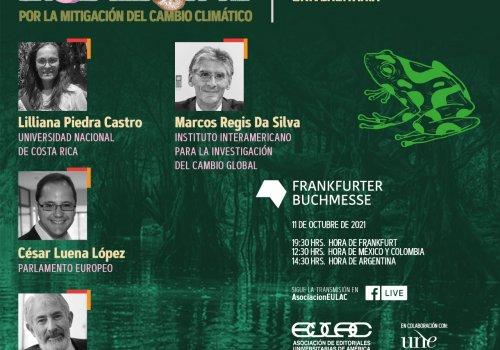 Academia de Costa Rica presente en Feria del Libro de Frankfurt