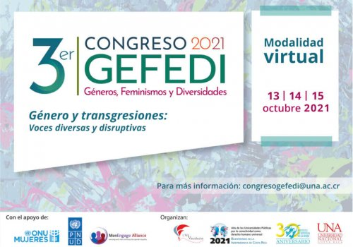 Género y transgresiones en el foco de congreso internacional