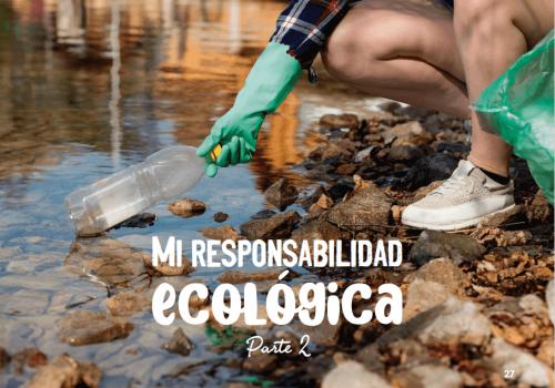 Estudiantes de secundaria se comprometen con el ambiente
