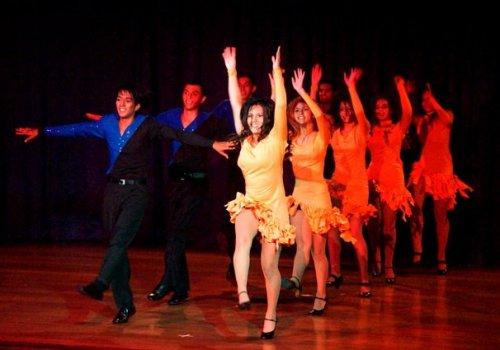 Hoy, Bailes Populares Querube en Facebook Live