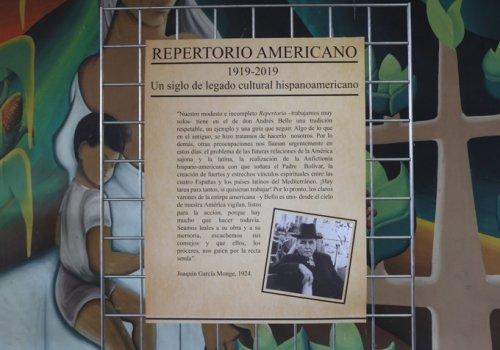100 años de Repertorio Americano
