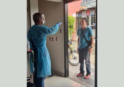 Protocolos para atención de pacientes en Departamento de Salud