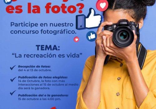 Concurso de fotografía y más en la Semana de la Recreación