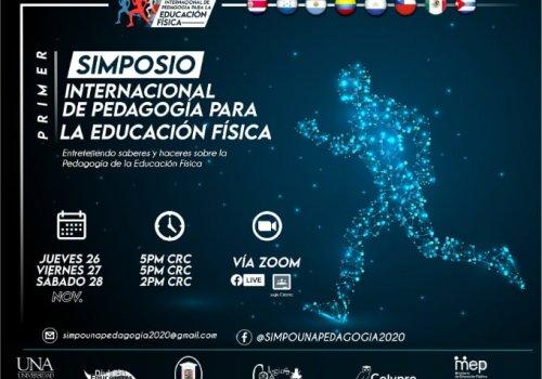 Educación física en la mira de simposio internacional