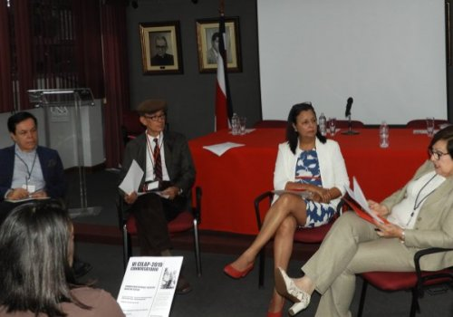 Congreso de Lingüística rindió  homenaje a Joaquín García Monge