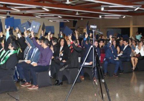 UNA gradúa 63 profesionales en  Sede Interuniversitaria de Alajuela